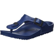 BIRKENSTOCK Unisex Kinder Gizeh Eva Sandalen, Blau (Marineblau), 33 EU (1 Child UK)