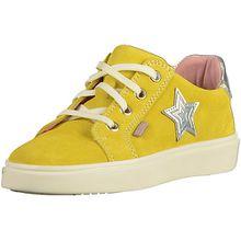 Sneakers Low  gelb Mädchen Kleinkinder