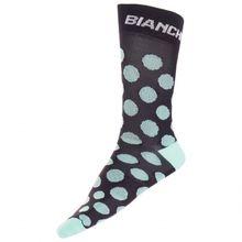 Bianchi Milano - Bolca - Radsocken Gr XXL schwarz;blau