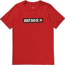 T-Shirt BUMPER STICKER  rot Jungen Kinder