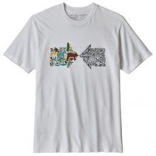 Patagonia - Real Riches Responsibili Tee - T-Shirt Gr L;M;XL grau