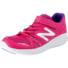 New Balance Sneakers Low dunkellila / pink / weiß