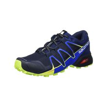 Salomon Outdoorschuhe blau blau Herren