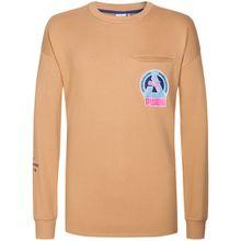 Puma Sweatshirt - Braun (L, M, XL)