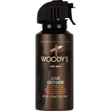 Woody's Herrenpflege Körperpflege Love Grenade 150 ml