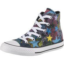 CONVERSE Sneakers 'Ctas HI' mischfarben / schwarz / weiß