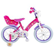 Disney Minnie Bow-Tique Kinderfahrrad 16 Zoll rosa/lila