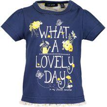 """Blue Seven Kurzarmshirt """"Summer Flowers"""""""