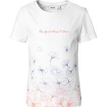 T-Shirt  weiß Mädchen Kinder