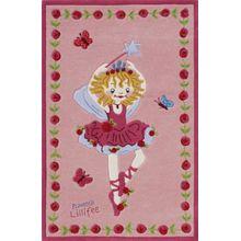 Spiegelburg Kinderteppich Prinzessin Lillifee tanzend rosa