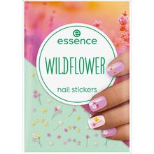 Essence Nägel Accessoires Nail Stickers Wildflower 1 Stk.