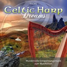 Audio CD »Thors: Celtic Harp Dreams«