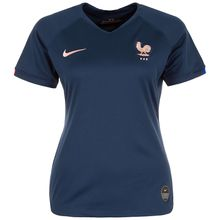 Nike Performance Frankreich Stadium Trikot Home WM 2019 Damen dunkelblau Damen