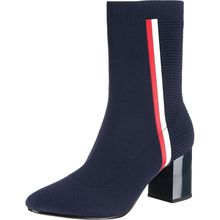 TOMMY HILFIGER Melis Sock Boots blau Damen
