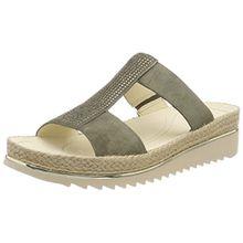 Gabor Shoes Damen Jollys Pantoletten, Grün (Oliv), 38.5 EU