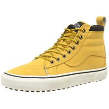 Vans U Sk8-hi MTE, Unisex-Erwachsene Sneakers, Braun (MTE/Honey/Leather), 45 EU