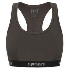 SuperNatural - Women's Yoga Bustier - Sport-BH Gr L;M;S;XS schwarz