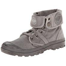 Palladium Pallabrouse Baggy Damen Desert Boots, Grau (Titanium/High-Rise 066), 42 EU