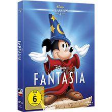 BLU-RAY Fantasia (Disney Classics) Hörbuch