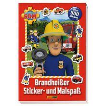 Buch - Feuerwehrmann Sam: Brandheißer Sticker- und Malspaß
