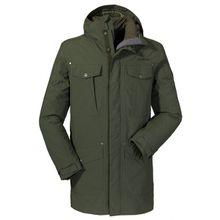Schöffel - 3in1 Jacket Storm Range M1 - Doppeljacke Gr 46;48;50;52;54;56;58 oliv/schwarz;schwarz