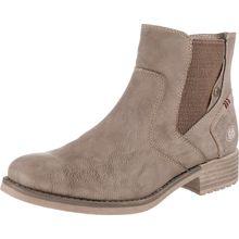 Dockers by Gerli Chelsea Boots beige Damen