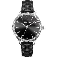 Thomas Sabo Uhr schwarz / silber