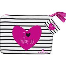 Essence Accessoires Kosmetiktaschen Make-Up Bag 1 Stk.