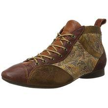Think! Damen Guad_181288 Desert Boots, Mehrfarbig (Rioja/Kombi 44), 40 EU