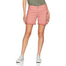s.Oliver Damen Shorts 5707745313, Orange (Peach Juice 2152), 40