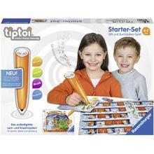 Ravensburger tiptoi® Starter-Set Stift und Buchstaben-Spiel