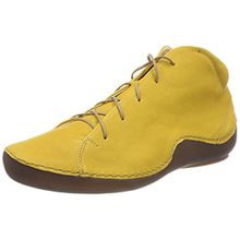 Think! Damen KAPSL_282064 Hohe Sneaker, Gelb (Kurkuma 10), 39.5 EU