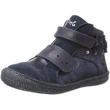 Primigi Mädchen PTF 8138 Hohe Sneaker, Blau (Blu/Blu), 32 EU