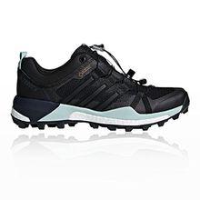 adidas Damen Terrex Skychaser GTX Trekking-& Wanderhalbschuhe, Schwarz (Negbas/Negbas/Vercen 000), 40 2/3 EU