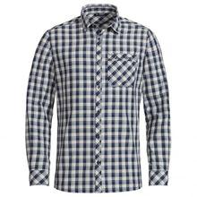 Vaude - Heimer L/S Shirt III - Hemd Gr L;M;S;XL;XXL braun/schwarz;lila/rot/schwarz;grau