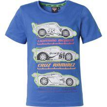 DISNEY T-Shirt 'Cars' blau / mischfarben
