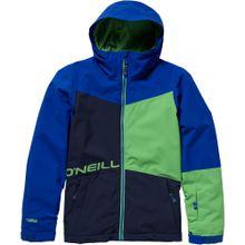 O'NEILL Jacke 'Statement' blau / nachtblau / grün