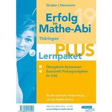 Buch - Erfolg im Mathe-Abi 2019 Lernpaket Thüringen