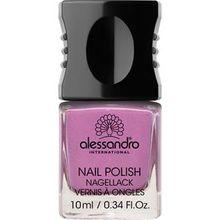 Alessandro Make-up Nagellack Colour Explotion Nagellack Nr. 908 Pink Diva 10 ml