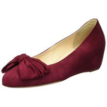 Högl Damen 4-10 4232 8300 Pumps, Rot (Raspberry), 41.5 EU