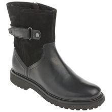 GEOX Boots - D ASHEELY schwarz