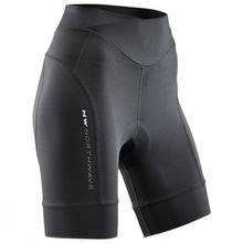 Northwave - Women's Crystal 2 Shorts - Radhose Gr L;M;S;XL;XS;XXL schwarz/grau