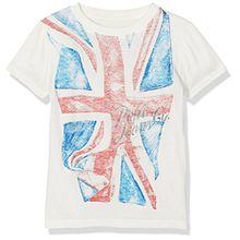 Pepe JeJahre Jungen Jayson T-Shirt, Weiß (Off White), 6 Jahre (Herstellergröße: 6)