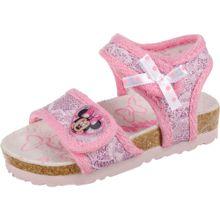 DISNEY Baby Sandalen Disney Minnie Mouse für Mädchen rosa