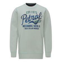 Petrol Industries Sweater naturweiß