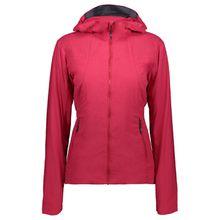 CMP Jacke Woman Fix Hood Jacket Outdoorjacken rot Damen