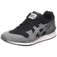 Asics Gel-Classic, Unisex-Erwachsene Sneakers, Schwarz (Black/Grey 9011), 44.5 EU