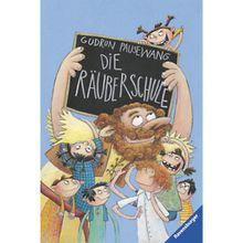 Buch - Die Räuberschule