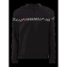 HUGO x LIAM PAYNE Sweatshirt mit Logo-Print Modell 'Dupang'