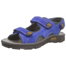 Richter Kinderschuhe Adventure, Jungen Sandalen, Blau (Electric/Pebble 7001), 32 EU